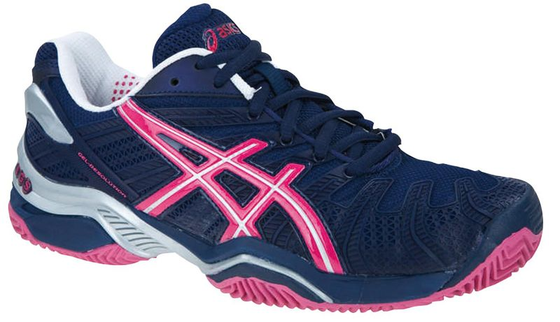 Asics Női Tenisz Cipő GEL-RESOLUTION 4 CLAY