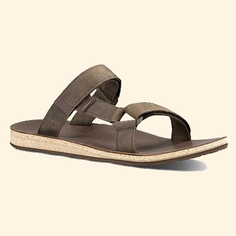 Teva Papucs Universal Slide Leather - High-Lander - Columbia márkabolt 6f9861e70a
