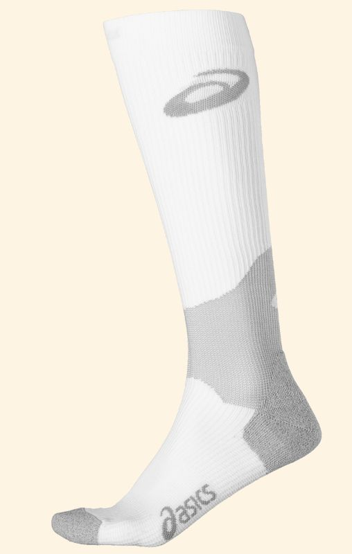 Asics Kompressziós Zokni Compression Sock Unisex - High-Lander ... 33a268673a