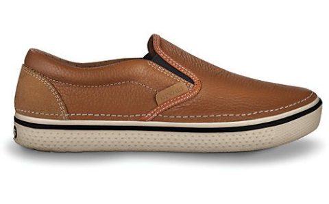 Crocs Cipő Hover Slip On Leather