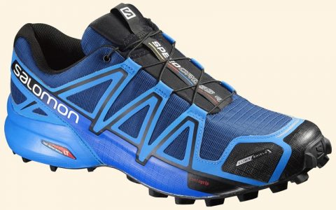 Salomon Terepfutó Cipő SPEEDCROSS 4 CS