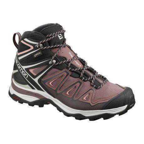 Salomon Női Túra Cipő X ULTRA MID 3 GTX® W