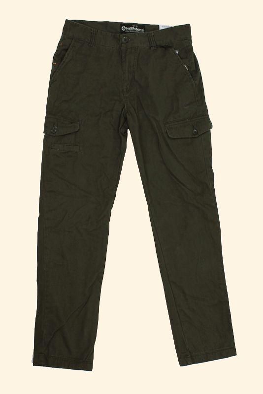 Sandstone Bélelt Oldalzsebes Nadrág Backcountry Pants - High-Lander ... 4b387c7284
