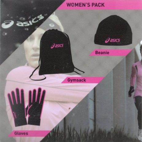 Asics Női Téli Futó Csomag Running Pack