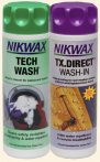 Nikwax Twin Tech Wash Mosószer + TX.Direct Wash-In