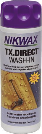 Nikwax TX Direct Washin Impregnálószer