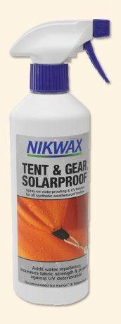 Nikwax Tent & Gear Solarproof Spray