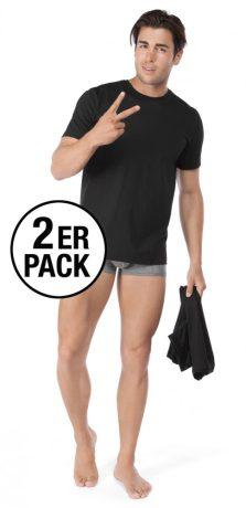Skiny Férfi Póló T-Shirt 2 Pack
