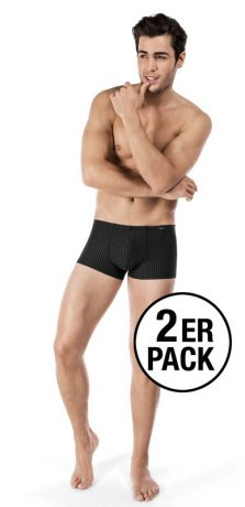 Skiny Férf Boxer Alsó Pack (2db/Csomag)
