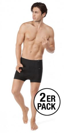 Skiny Boxer Férfi Alsó Pant DP ( 2db/csomag)