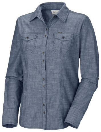 Columbia Ing Tinton Trail Long Sleeve Shirt