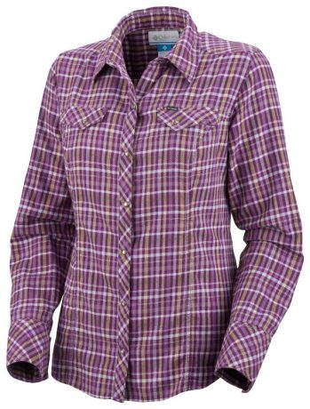 Columbia Ing Snowy Nook Long Sleeve Flannel Shirt
