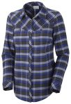 Columbia Flanel Ing Pettygrove Plaid Flannel Shirt