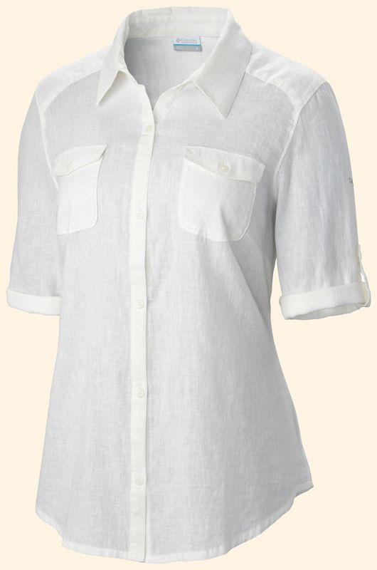 61b517906a Columbia Női Ing Sunshine Bound ™ II 3Q Shirt - High-Lander ...