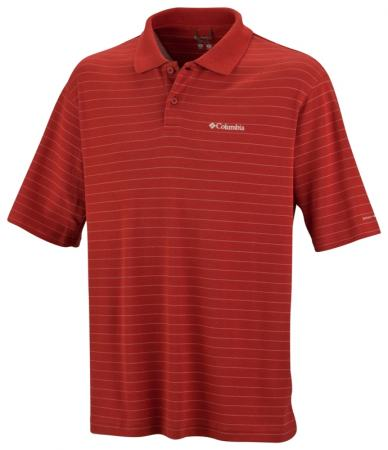 Columbia Poloing Utilizer II Stripe Polo..