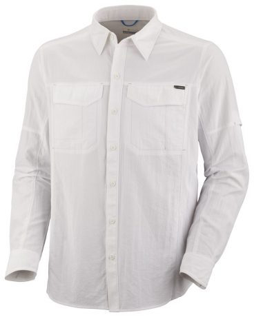 Columbia Ing Silver Ridge Long Sleeve Shirt