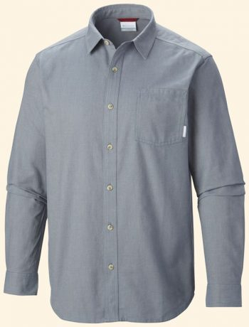 Columbia Ing Arbor Peak Oxford LS Shirt