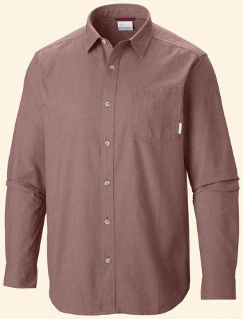 Columbia Ing Arbor Peak Oxford LS Shirt