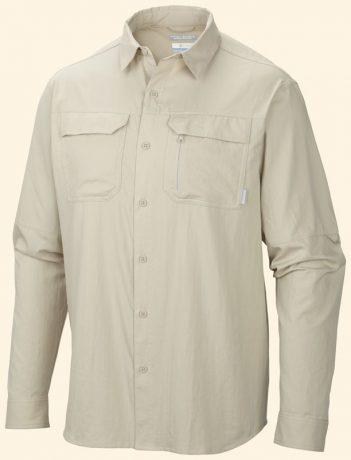 Columbia Férfi Ing Voyager ™ Long Sleeve Shirt
