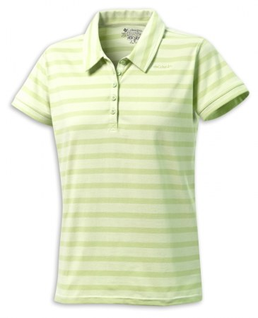 Columbia Polo Tonal Stripe II S/S Polo