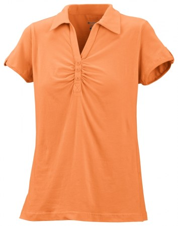 Columbia Polo Greenway T Solid S S Polo