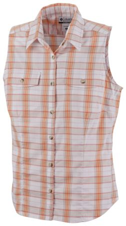 Columbia Ing Littlerock Sleeveless Shirt