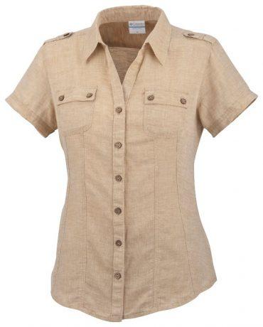 Columbia Ing Paradise Breeze Short Sleeve Shirt