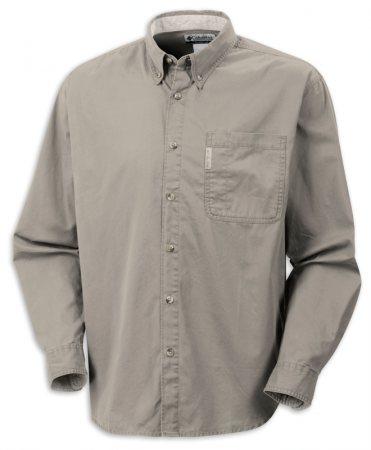 Columbia Ing Lewisville Twill Shirt...
