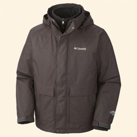 Columbia Kabát Franklin Cliff Interchange Jacket