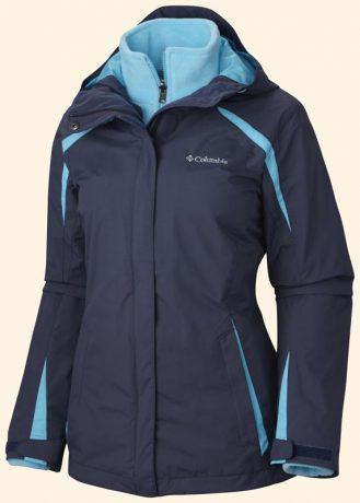 Columbia Kabát Blazing Star Interchnage Jacket