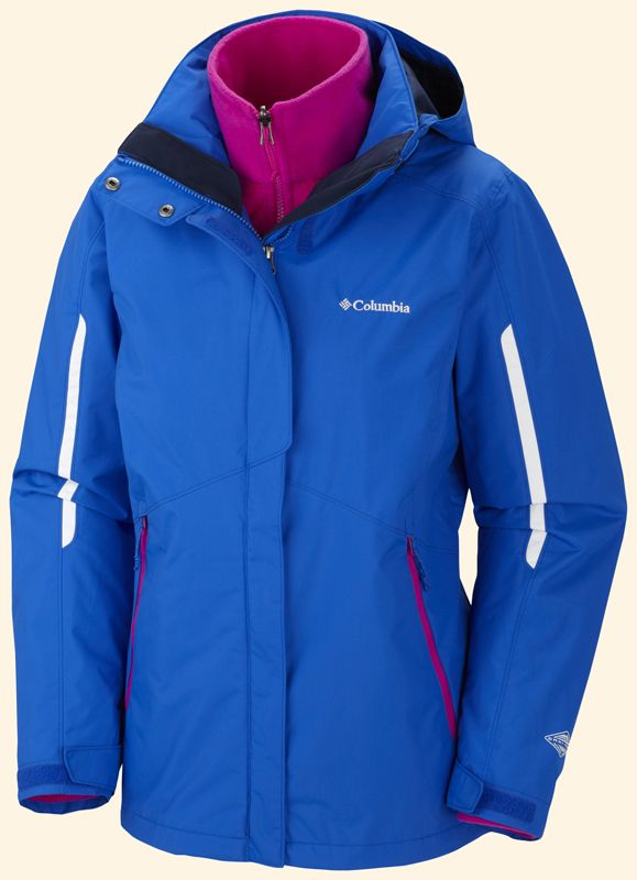 f621449056d4 Columbia Kabát Bugaboo ™ Interchange Jacket - High-Lander - Columbia ...