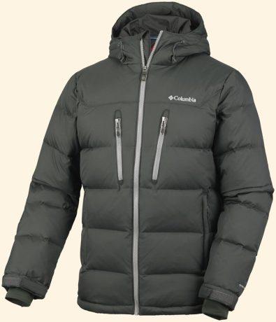Columbia Kabát Alaskan ™ II Down Hooded Jacket
