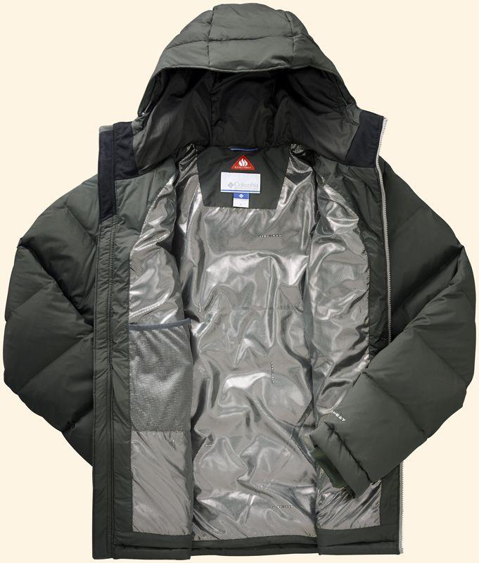 Columbia Kabát Alaskan ™ II Down Hooded Jacket - High-Lander ... e269d3749c
