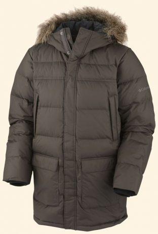 Columbia Kabát Portage Glacier ™ III Down Long Jacket