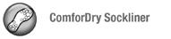 ComforDry Sockliner Technológia