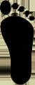 Befelé dőlő - Pronáló lábra való futócipő