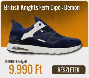 British Knights Férfi Cipő Demon