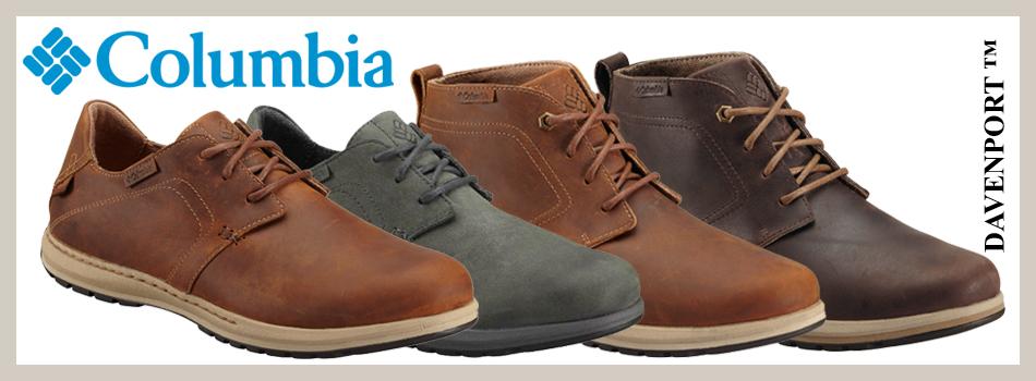 Columbia férfi cipők Davenport!