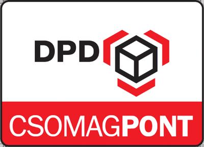 DPD csomagpont logo