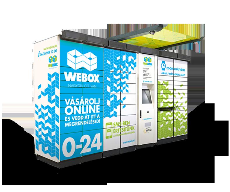 Webox terminal