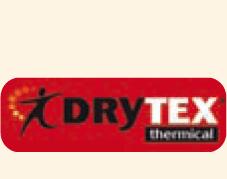 Zokni alkotórészei - DryTEX