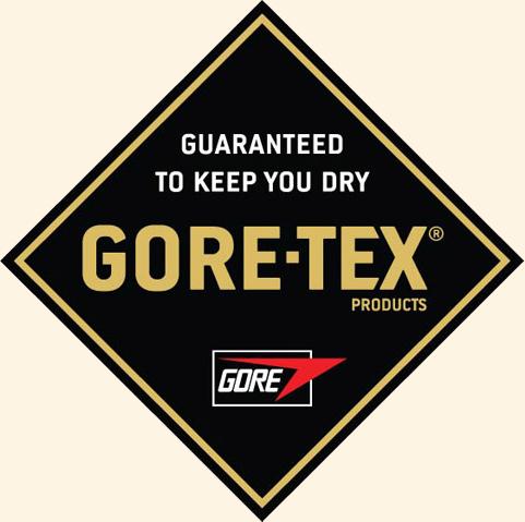 Gore-Tex - Vízhatlan - lélegző technológiával a mindig száraz lábért