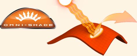 Omni-Shade - UV álló technológiával