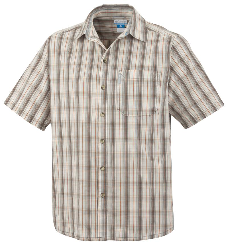 Columbia Ing Single Short Sleeve Shirt