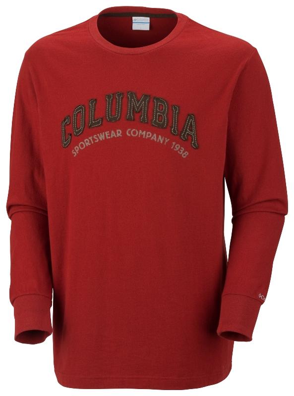 Columbia Pulóver Hosszú Újjú