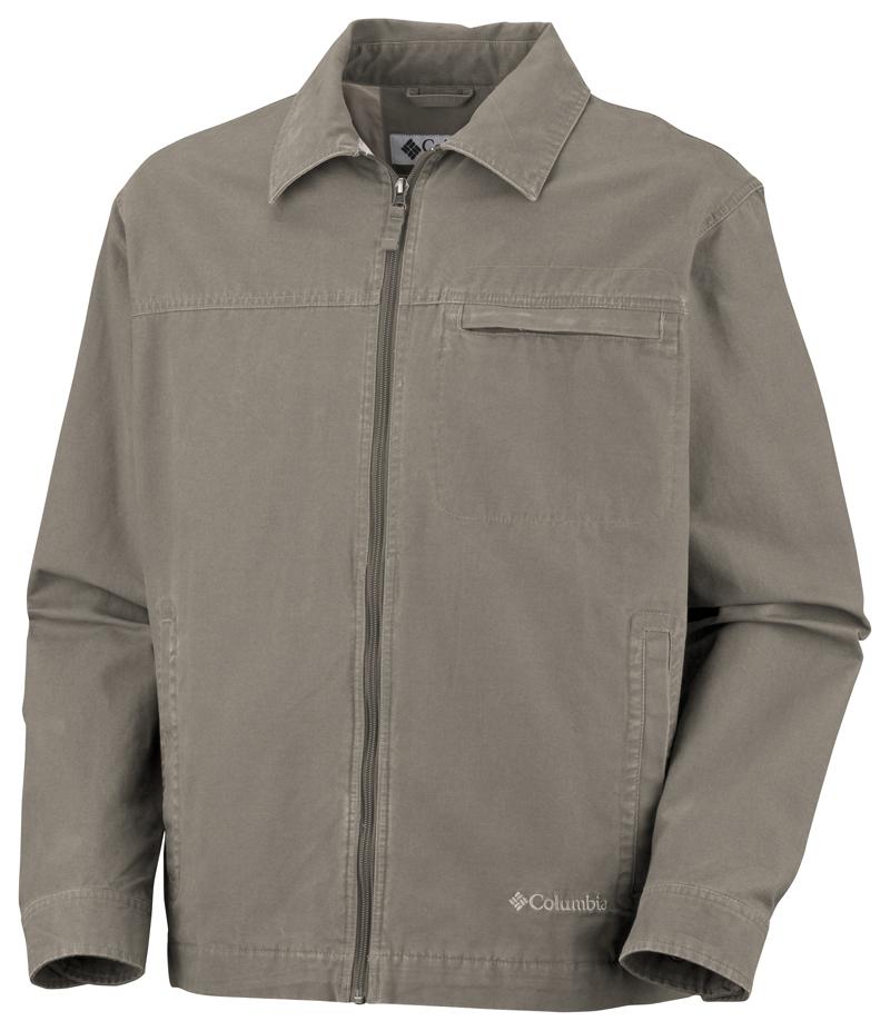 Columbia Átmeneti Vászon Kabát WM3193_221-Roc_II_Jacket-Tusk_Grill