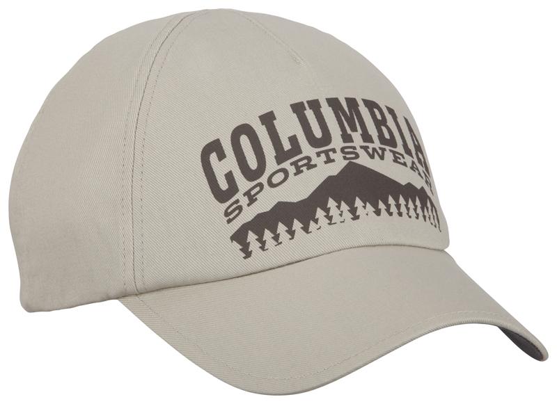 Columbia Baseball Sapka CM9002_161-ROC_II_Ball_Cap-Fossil_Outdoor