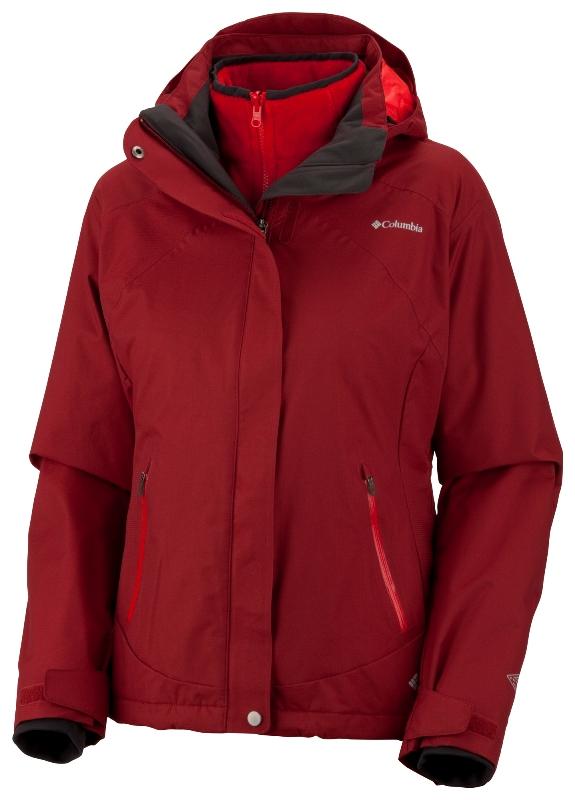 Columbia Kivehető Béléses Női Kabát