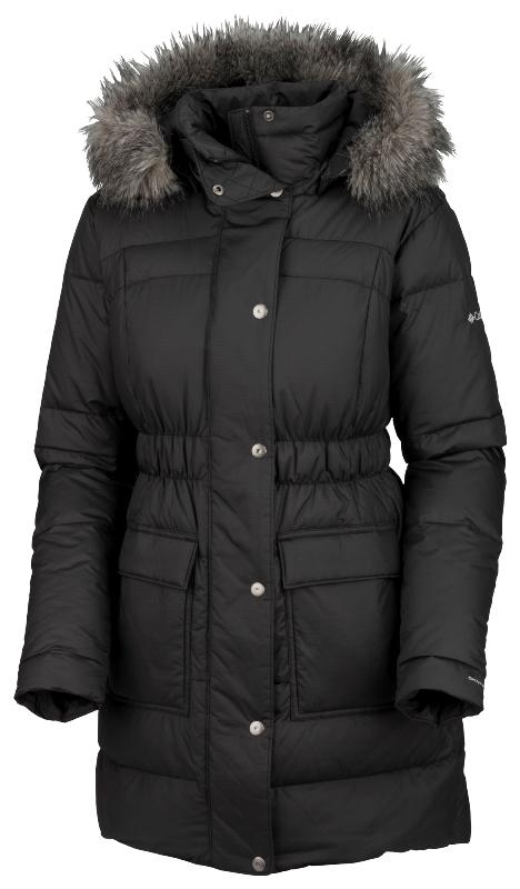 Columbia Kivehető Hosszított Női Kabát