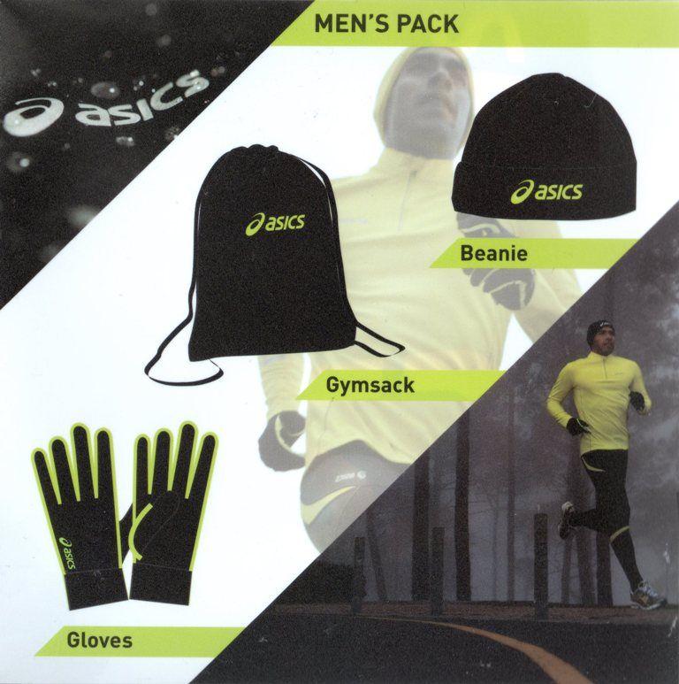 Asics Férfi Téli Futó Csomag Running Pack